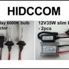 2011 Can AM Commander 35W HID Headlight Conversion Kit