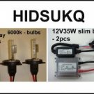 2007-09 Suzuki King Quad HID Headlight Conversion Kit