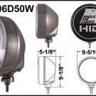 "Eagle Eye 9"" Stainless Round 50W HID Driving Light"