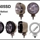 """Eagle Eye 4"""" Stainless Round 35W HID Driving Light"""