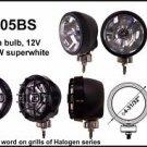 """4"""" Black Round 100W Super White Spot Light"""