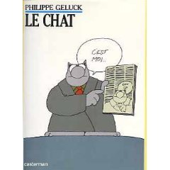Le chat (French Edition) (Hardcover)