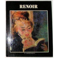 RENOIR by Alberto Martini - Hardcover Book 1978.