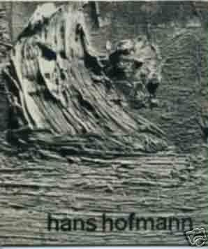 HANS HOFMANN - Museum of Modern Art - New York 1963(Softcover)