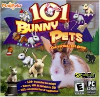 101 BUNNY PETS - VIRTUAL PET GAME