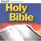 HOLY BIBLE - SNAP