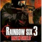 RAINBOW SIX 3 - RAVEN SHIELD (DVD-ROM)
