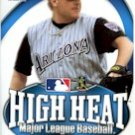 HIGH HEAT MAJOR LEAGUE BASEBALL 2004