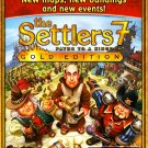 SETTLERS 7: PATHS TO A KINGDOM GOLD ED