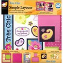 Scrapbooking Kit. Cute Trendsetters Kit. Perfect For Teens.