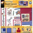 Scrapbooking Kit. Back To School