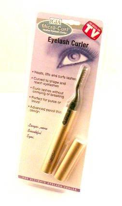 IGIA Micro-Curl Heated Eyelash Curler