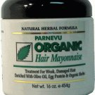 Parnevu Organic Hair Mayonnaise 16oz
