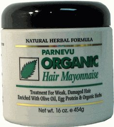 Parnevu Organic Hair Mayonnaise 16oz