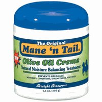 Mane 'n Tail Olive Oil Creme Conditioner 5.5oz
