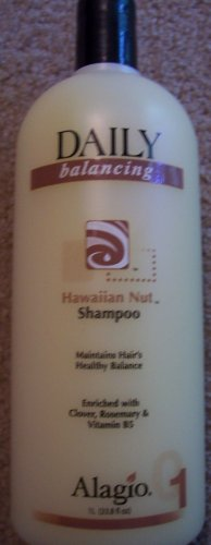 Alagio Daily Balancing Hawaiian Nut Shampoo 33.8oz