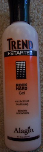 "Alagio Trend Starter ""Rock Hard"" Gel  8.5oz"