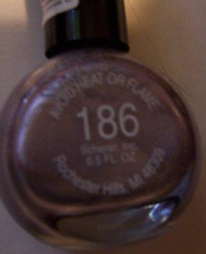 CQ Nail Polish #186