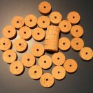 "CORK RINGS 11/2""X1/2"" BORE 1/4"" GRADE A+ 1.50"
