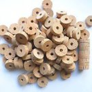 "100 CORK RINGS 1 1/2""X1/2""  BORE 3/8"" GRADE B - FREE SHIP"