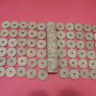 "85 CORK RINGS 1 1/4""X1/4""  BORE 1/4"" GRADE A"