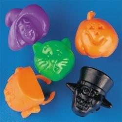 288 Asst. Halloween Rings