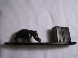 Hippo Pen Holder