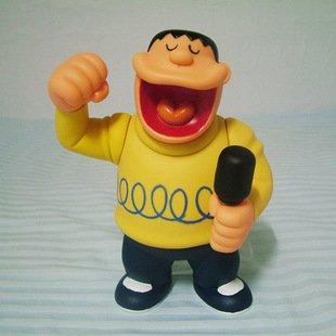 9� Doraemon/DingDang Gian�s Song Figure Collection