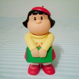 7� Doraemon/DingDang Jyian�s Sister Figure Collection