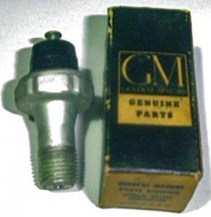 Chevrolet 348-409 NOS GM Rare Oil Pressure Switch 1958-1965 3815935