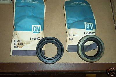 Popular Chevrolet GM Wheel Seals 65-90 3998519 / 554631