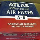Chevrolet 1956-7,Rambler,Hudson,Nash,Jeep,Ford,Mercury, Air Filter 50s 60s  A53C  1553109  B7A-9601D