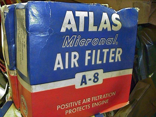 AIR FILTER 50S 60S CHRYSLER RAMBLER 300 HEMI BARACUDA HEMI,DESOTO 1946923 3191205 8991451 1553965