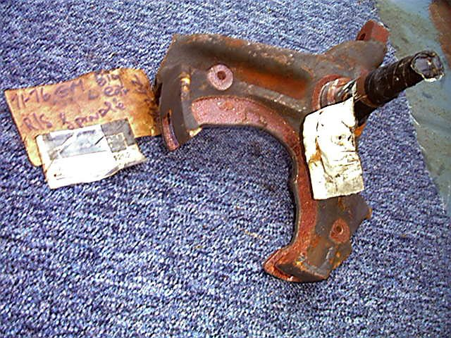 71-76 Full Size GM NOS R/S Knuckle 18021055 3961262
