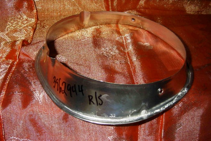 Chevrolet Camaro 1970-1973 NOS Headlamp Bezel R/Side # 3962944