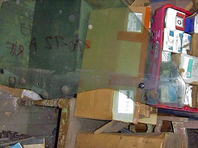70-72 Skylark,Chevelle,Monte,G/P,Cutlass 442, GTO, RS Door Glass 9822328