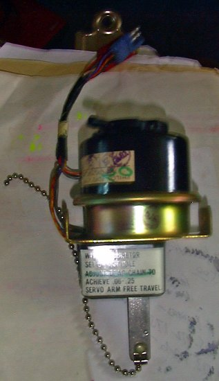 74-84 FORD Car & Truck Cruise Servo D45A-9C735AB
