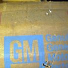 Chevrolet Impala Caprice Spt Sdn 65-66 NOS L/Rear Door panel NOS GM 4529634