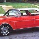 1964-65 Rambler Classic 770 Coupe Ambassador/Typhoon WINDSHEILD