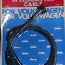 111 957 80 1946-1977 Volkswagen Beetle - 1956-71 VW Karmann Ghia Speedometer Cable
