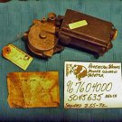 1971-1979 Jeep Wagoneer Cherokee Tailgate Motor.Rare NOS American Motors Delco.#967604000