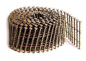 Pallet Nail 2-1/2 x 099 Screw Shank, Blunt Diamond (9m)