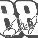 Dale Earnhardt Jr. 88 w/Signature Decal