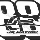 Dale Earnhardt Jr. 88 Junior Nation Decal