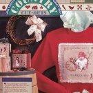 Daisy Kingdom Papa Christmas Country Cut-Outs No-Sew Applique