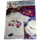 Daisy Kingdom No Sew Fabric Applique C105-1001-002 Flyer