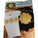 Daisy Kingdom 6296 No Sew Applique The Sun