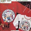 Daisy Kingdom No-Sew Fabric Applique ~ Santa Claus & Co.