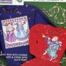 Daisy Kingdom No-Sew Fabric Christmas Applique ~ Angels We Have Heard