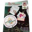 Daisy Kingdom C1011001007 No Sew Applique Christmas Harmony